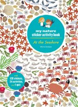 My Nature Sticker Activity Book: At the Seashore (Jan)