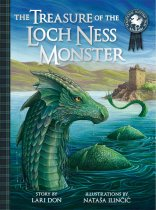 Treasure of the Loch Ness Monster, The (Mar)