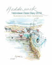 2019 Diary Hebridean Desk (May)
