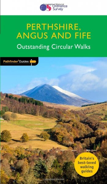 Pathfinder Guide: Perthshire, Angus & Fife
