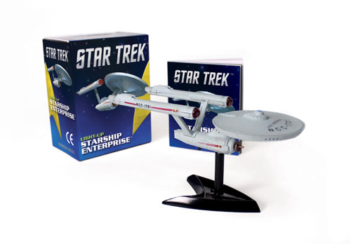 Star Trek Light-Up Starship Enterprise Kit