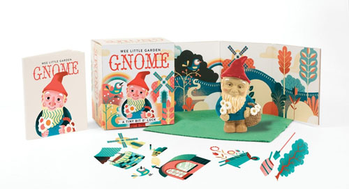 Wee Little Garden Gnome Kit