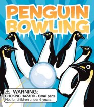 Penguin Bowling Kit