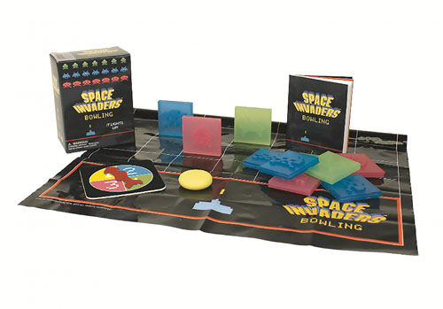 Space Invaders Bowling Kit