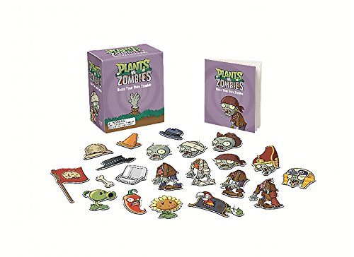 Plants vs Zombies Create Your Own Zombie Kit