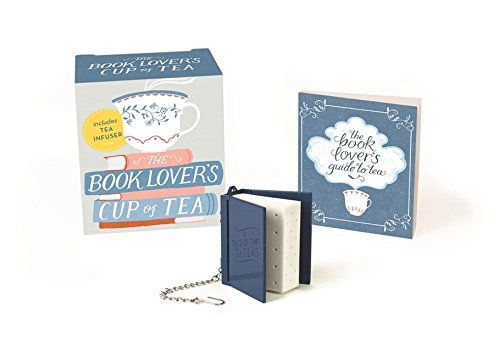 Book Lover's Cup of Tea Kit