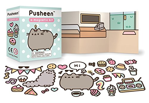Pusheen Magnetic Kit