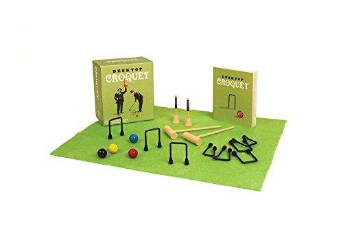 Desktop Croquet Kit