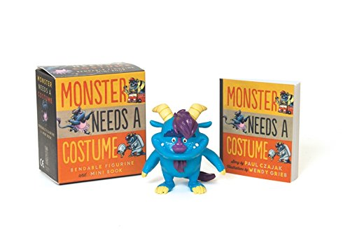 Monster Needs a Costume Bendy Figurine Kit