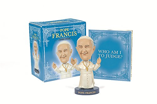 Pope Francis Bobblehead Kit