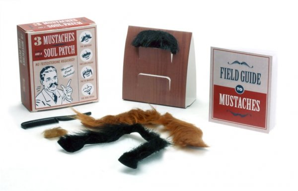 Three Mustaches & a Soul Patch Kit