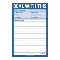 Great Big Stickies: Deal With This