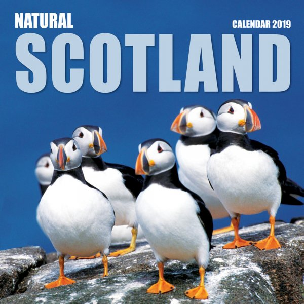 2019 Calendar Natural Scotland (Mar)