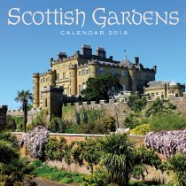 2019 Calendar Scottish Gardens (Mar)