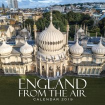 2019 Calendar England from the Air (Mar)