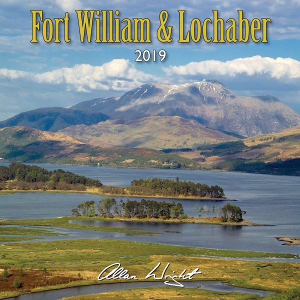 2019 Calendar Fort William & Lochaber (Mar)