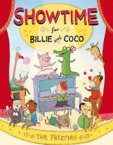 Showtime for Billy & Coco (Apr)