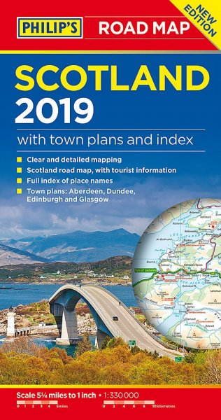 2019 Scotland Road Map (May)