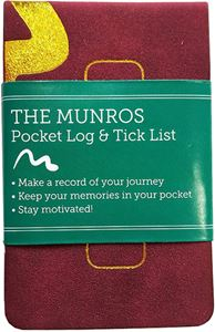 Munros Pocket Log & Tick List (May)
