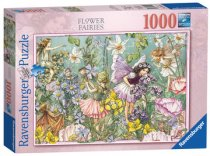 Jigsaw Flower Fairies 1000pc (May)