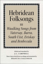 Hebridean Folk Songs: Volume 3 (May)