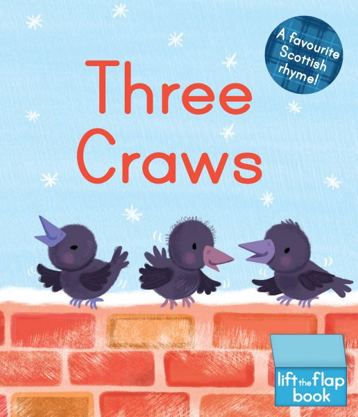 Three Craws Lift-the-Flap Board Book (Jun)