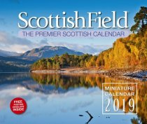 2019 Calendar Scottish Field Miniature (May)