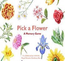 Pick a Flower Memory Game (May)