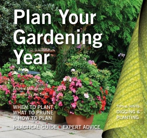Plan Your Gardening Year