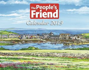 2019 Calendar The People's Friend (Jul)