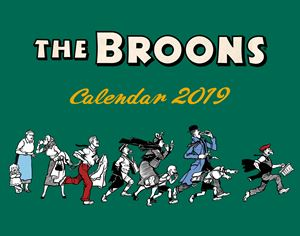2019 Calendar The Broons (Jul)