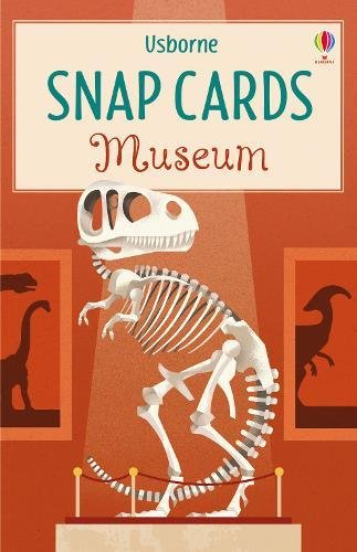 Museum Snap Cards (Aug)
