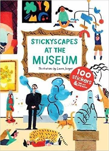 Stickyscapes at the Museum (Aug)