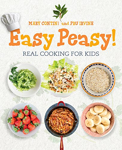 Easy Peasy! The Kids' Cookbook (Sep)