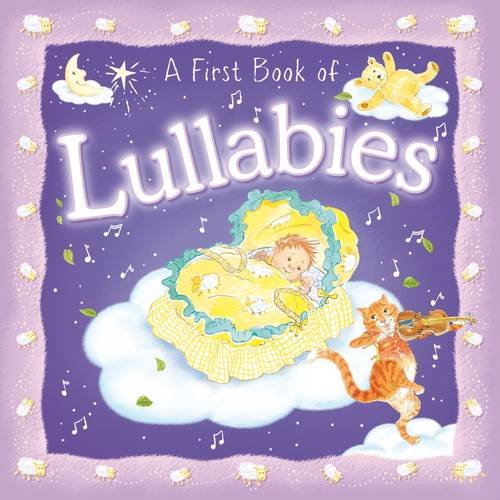 First Book of Lullabies Board Book (Sep)