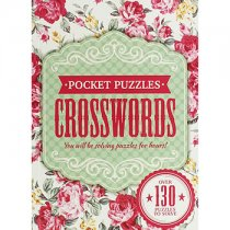 Pocket Wordsearch Crosswords (Sep)