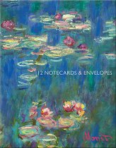 Notecard Wallet Monet (Sep)