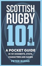 Scottish Rugby 101: A Pocket Guide (Oct)