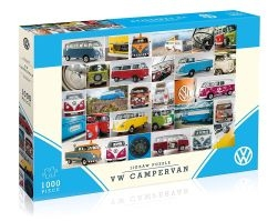 Jigsaw VW Camper Van 1000pc
