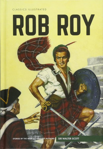 Classics Illustrated: Rob Roy