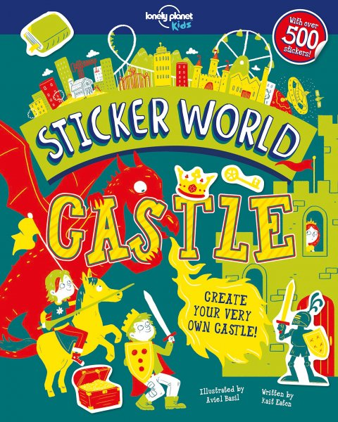 Sticker World Castle (Feb)