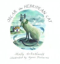 Oscar the Hebridean Cat