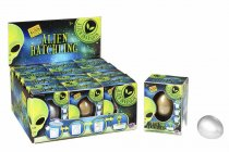 Alien Invasion Alien Hatching Egg (CPU12)