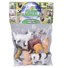 Country Life Farm Animals Pack Small
