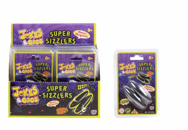 Jokes & Gags Super Sizzlers (CPU12)