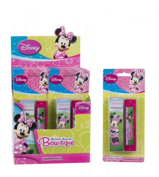 Minnie Mouse Harmonica (DPU12)