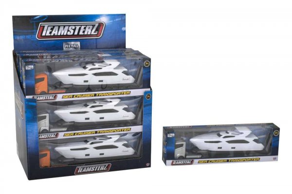 Teamsterz Sea Cruiser Transporter (DPU12)