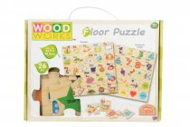 Woodworks Floor Puzzle 26pc