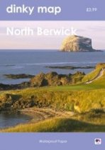 Dinky Map North Berwick (Waterproof)