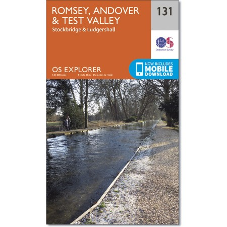 Explorer 131 Romsey, Andover & Test Valley